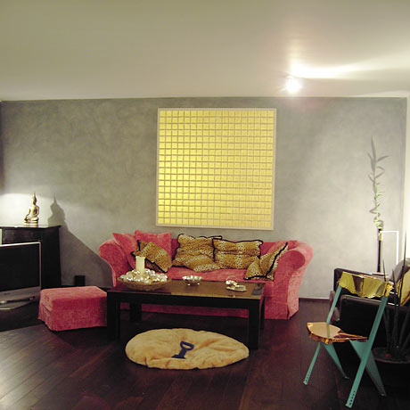 Wandgestaltung Wischtechnik ~ Beste Bildideen Zu Hause Design